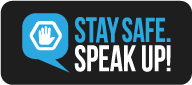 Speak up! Button (English)